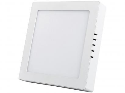 Painel LED de Embutir Quadrado 18W 6500K - Black + Decker BDPD-1300-01