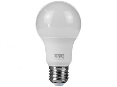 Lâmpada LED 9,8W 6500k Branca Black + Decker - Bulbo A60