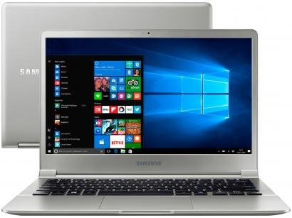 "Notebook Samsung Style S50 Intel Core i7 8GB - SSD 256GB LED 13,3"" Full HD..."