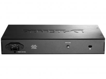 Switch 24 Portas 48Gbps Gigabit Ethernet DGS-1024D - D-Link