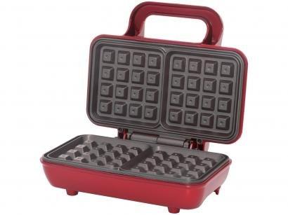 Máquina de Waffle Philco Retrô PWM01V - 700W