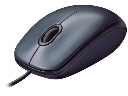 Mouse Sensor Óptico 1000dpi Logitech - M90