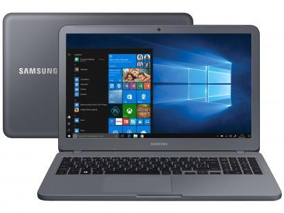 "Notebook Samsung Expert + GFX Intel Core i5 - 8GB 1TB LED 15,6"" NVIDIA GeForce..."