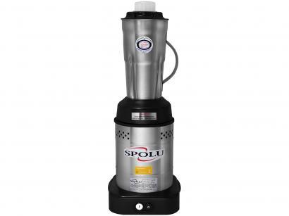 Liquidificador Industrial 2L Inox Spolu SPL-048W - 700W