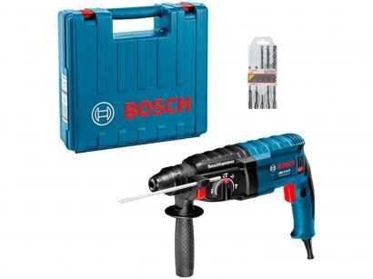 Martelete Bosch Rompedor/Perfurador 820W - GBH 2-24 D