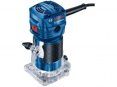 Tupia Elétrica Bosch GKF 550 - 550W