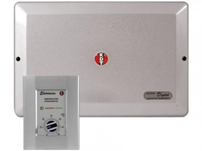 Aquecedor de Água KDT 2137 - Controle Eletrônico Digital 8L/min
