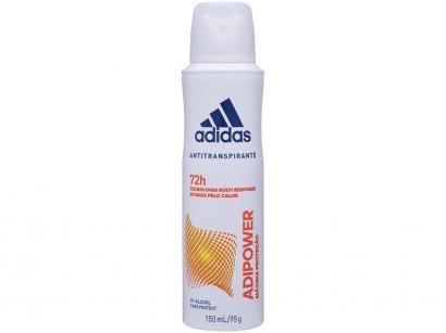 Desodorante Aerosol Antitranspirante Feminino - Adidas Adipower 150ml