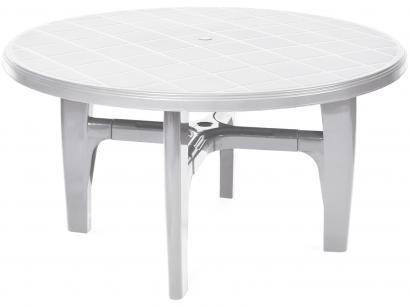 Mesa para Jardim/Área Externa 4 Lugares - Xplast Pinhel