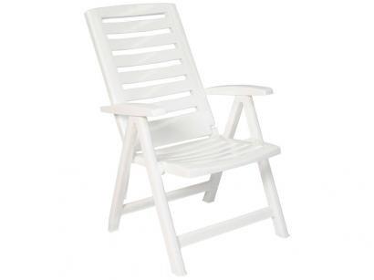 Cadeira para Jardim/Área Externa Polipropileno - Xplast Tomar