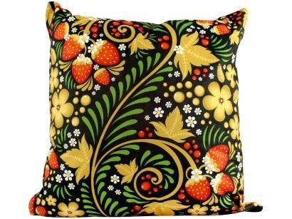 Capa de Almofada Decorativa para Sofá - Quadrada 45x45cm Master Comfort...