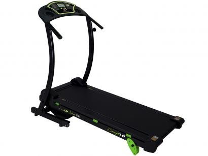 Esteira Eletrônica Dream Fitness Concept 1.8 - Dobrável com Inclinação Vel....
