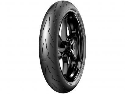 """Pneu de Moto Aro 17"""" Pirelli Dianteiro 120/70 58V - Supersport"""