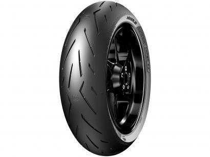"""Pneu de Moto Aro 17"""" Pirelli Traseiro 180/55 73V - Supersport"""