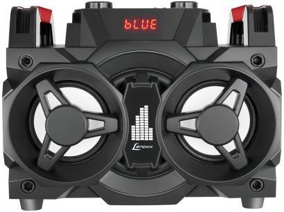 Mini System Lenoxx Bluetooth 150W Rádio FM Karaokê - USB MS 8600