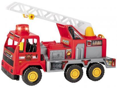 Caminhão Bombeiro Fire Magic Toys - 5042