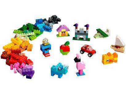 LEGO Classic Maleta da Criatividade 213 Peças - 10713