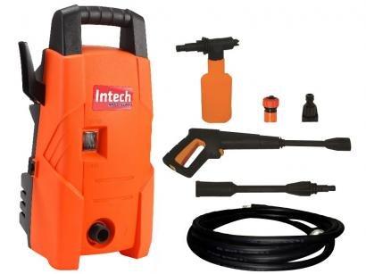 Lavadora de Alta Pressão Intech Machine California - 1450 Libras Mangueira 3m...