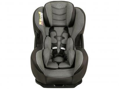 Cadeira para Auto Reclinável Migo 4 Posições - Eris Platinium Gris para...