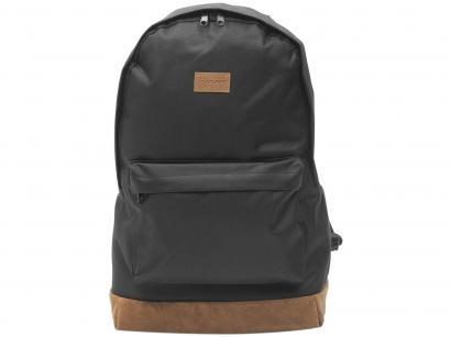 """Mochila para Notebook até 15,6"""" Multilaser - Backpack BO407 Preta e Marrom"""