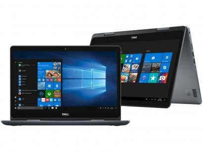 Notebook 2 em 1 Dell Inspiron i145481-A20S - Intel Core i5 8GB 1TB Touch Screen...