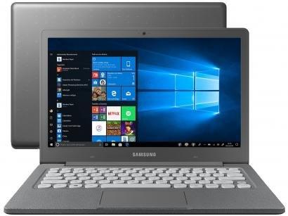 """Notebook Samsung Flash F30 Intel Dual Core - 4GB SSD 64GB 13,3"""" Full HD Windows 10"""