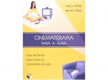 Livro Cinematerapia para a Alma - Nacy Peske e West Beverly