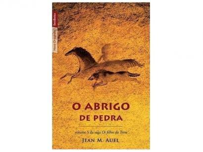 Livro Abrigo de Pedra - Jean M. Auel