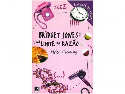 Livro Bridget Jones no Limite da Razão - Helen Fielding