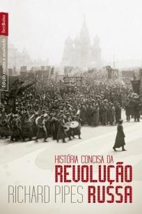 História concisa da Revolução Russa (edição de bol