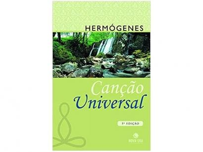 Livro Canção Universal - José Hermógenes