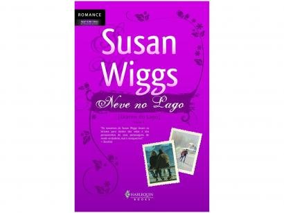 Livro Neve No Lago - Susan Wiggs