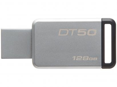 Pen Drive 128GB Kingston - DataTraveler 50