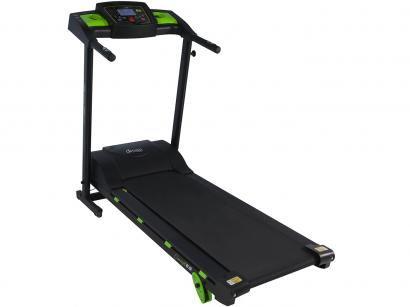 Esteira Eletrônica Dream Fitness Concept 2.5 - Dobrável com Inclinação Vel. Máxima 16km/h