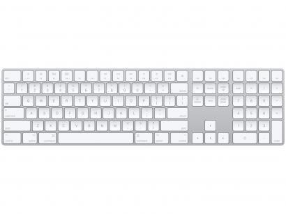 Teclado Sem Fio Magic Keyboard MQ052BZ/A - Apple