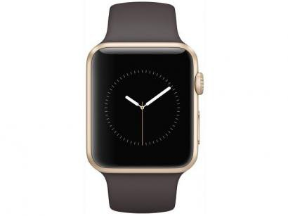 Apple Watch Series 1 42mm Alumínio 8GB Esportiva - Bluetooth Wifi Resistente à...