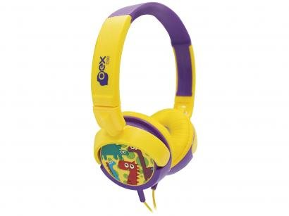 Headphone/Fone de Ouvido OEX - HP300 KIDS