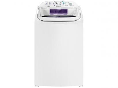 Lavadora de Roupas Electrolux Premium Care LPR13 - 13kg Cesto Inox 12 Programas de Lavagem