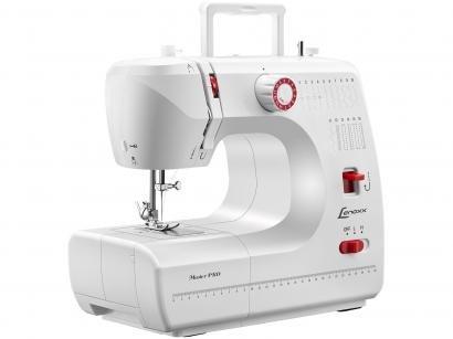 Máquina de Costura Lenoxx Master Pro Portátil - Eletrônica 16 Pontos