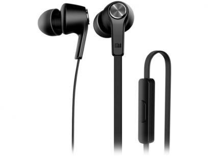 Fone de Ouvido Xiaomi XM280PRE Intra-auricular - com Microfone Esportivo Vermelho