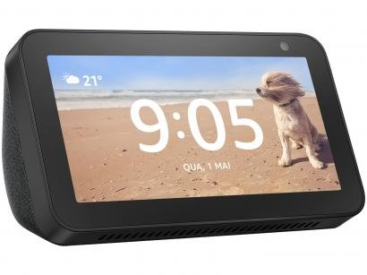 Echo Show 5 3ª Geração Smart Speaker com Alexa - Amazon