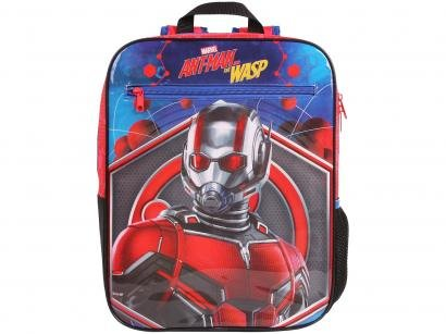Mochila Juvenil Escolar Feminina Tam. G Dermiwil - Plus Ant Man and the Wasp...