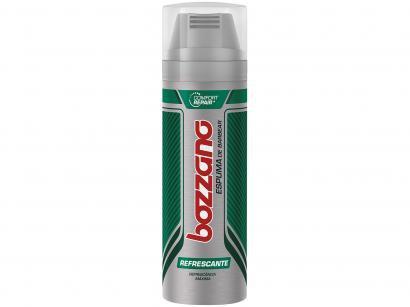 Espuma de Barbear Bozzano Refrescante - 193g