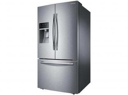 Geladeira/Refrigerador Samsung Automático - Inox French Door 536L Kitchen Fit...