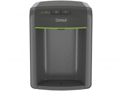 Purificador de Água Consul Refrigerado Eletrônico - Cinza CPB34 AF
