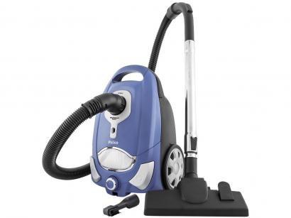 Aspirador de Pó Philco Filtro HEPA - 1250W Silencium Easy PAS03AZ Azul