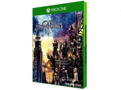 Kingdom Hearts III para Xbox One - Square Enix