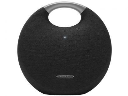 Caixa de Som Bluetooth Harman Kardon Onyx Studio 5 - com Microfone 50W