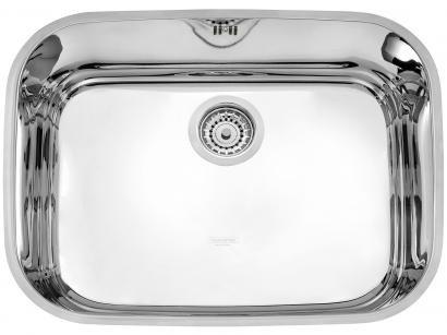Cuba Simples para Cozinha Tramontina Inox - Retangular 48x34cm Prime 94027203
