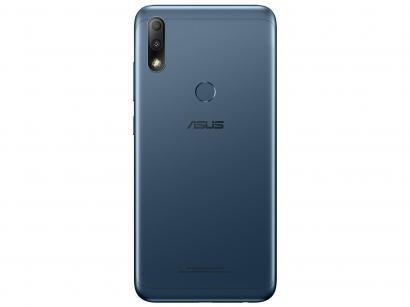"""Smartphone Asus ZenFone Max Plus M2 32GB Azul - 4G Octa Core 3GB RAM 6,26"""" Câm...."""